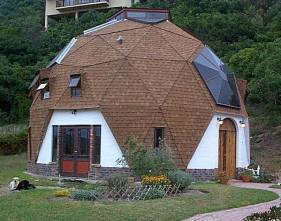 Homepage of kwickset konstruction kits geodesic dome home for Geodesic home plans